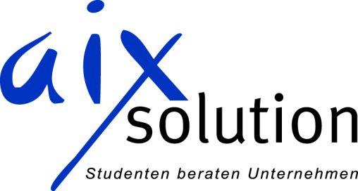 aixsolution e.V. Unternehmensberatung Aachen
