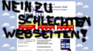 Webseiten von Unternehmensberatern